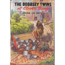 The Bobbsey Twins At Clover Bank