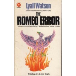 The Romeo Error: A Matter Of Life And Death (Coronet Books)