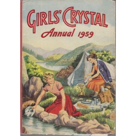 Girls' Crystal Annual 1959