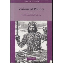 Visions of Politics: Vol. 3: Hobbes and Civil Science
