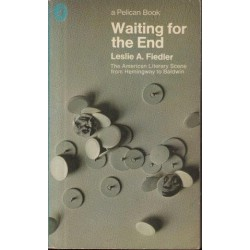 Waiting for the end: The American literary scene from Hemingway to Baldwin