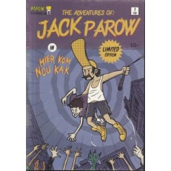 The Aventures of Jack Parow in Hier Kom Nou Kak!