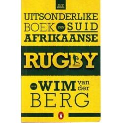 Die uitsonderlike Boek van Suid Afrikaanse Rugby