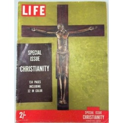 Life Magazine Volume 20 , No. 3: Special Issue Christianity