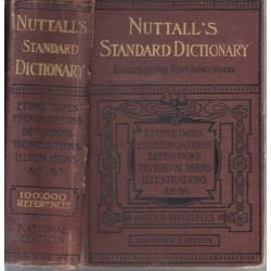 Nuttall's Standard Dictionary Based on the Labours of the Most Eminent Lexicographers