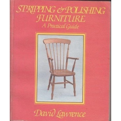 Stripping And Polishing Furniture