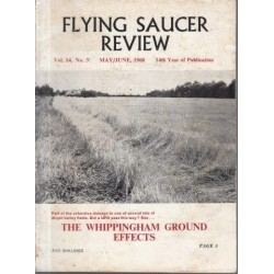Flying Saucer Review, Volume 14, No. 3 May/June 1968