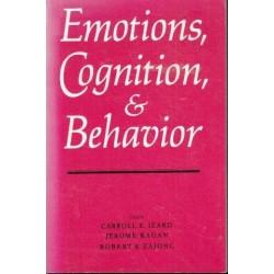 Emotions, Cognition, and Behavior