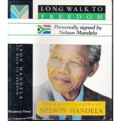 Long Walk To Freedom (Signed for Rugby World Cup)