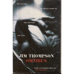 Jim Thompson Omnibus The Getaway/The Killer Inside Me/The Grifters/Pop 1280