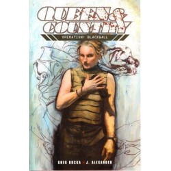Queen & Country - Operation: Blackwall Vol. 4