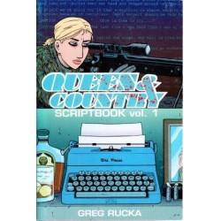 Queen & Country: Scriptbook Vol. 1
