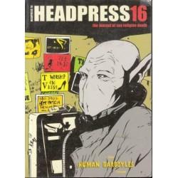 Headpress 16: Human Gargoyles