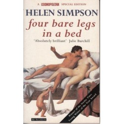 Four Bare Legs in a Bed