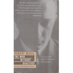 The Man Without Qualities Volume 1
