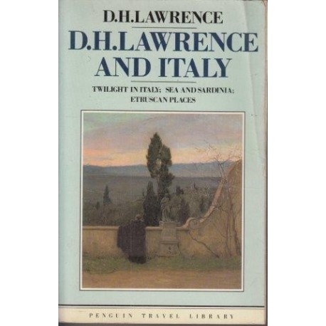 D.H. Lawrence And Italy