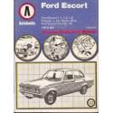 Ford Escort 1967-80 Owner's Workshop Manual