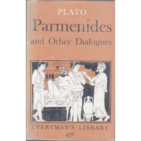 Parmenides and Other Dialogues