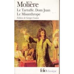 Le Tartuffe. Don Juan Le Misanthrope