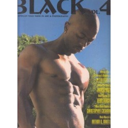 Black: The African Male Nude in Art & Photography, Vol. 4
