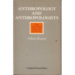 Anthropology and Anthropologists: The Modern British School
