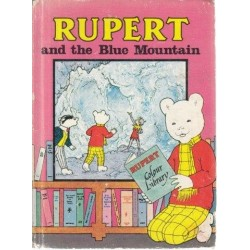 Rupert and the Blue Mountain