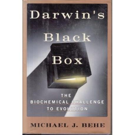 darwins black box the biochemical challenge to evolution