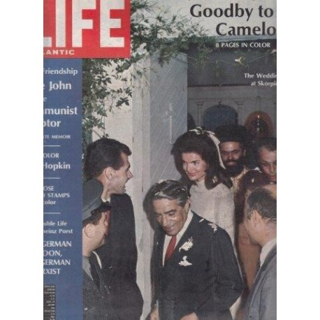 Life Magazine Volume 45, No. 10 Nov 11 1968