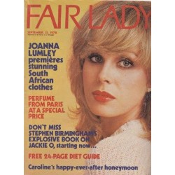 Fair Lady Magazine September 13, 1978