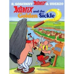 Asterix and the Sickle