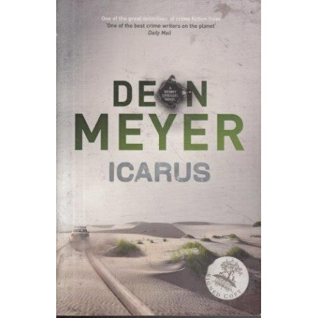 Icarus (signed by Author)