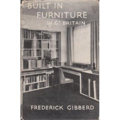 Built-In Furniture in Great Britain