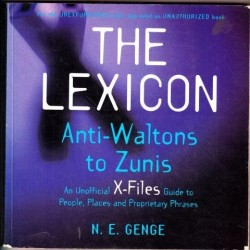 The Lexicon Anti-Waltons to Zunis