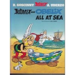 Asterix And Obelix All At Sea