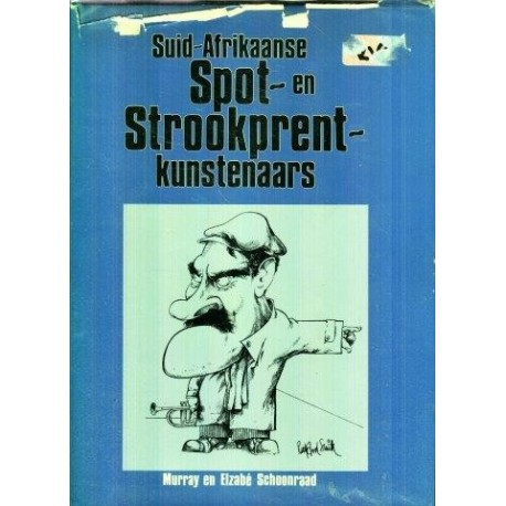 Suid-Afrikaanse Spot en Strookprentkunstenaars