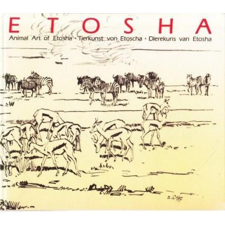 Etosha - Animal Art of Etosha