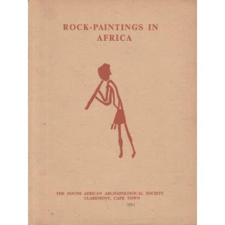 Rock Paintings in Africa