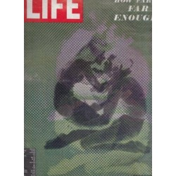 Life Magazine Volume 46, No. 7 April 14 ,1969 Sex in the Lively Arts