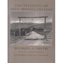 The Students Of Deep Springs College (Signed)