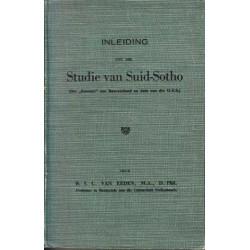 Inleiding to die Studie van Suid Sotho