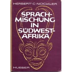 Sprachmischung in Sudwestafrika