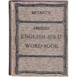An Abridged English-Zulu Wordbook