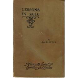 Lessons in Zulu