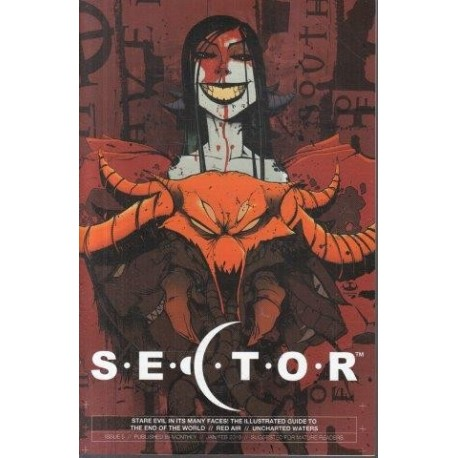 Sector Issue 5 (3 Stories)