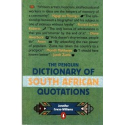 Penguin Book of South African Quotations