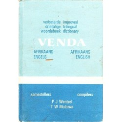 Improved Trilingual Dictionary Venda/English/Afrikaans