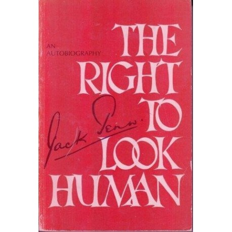 The Right to Look Human