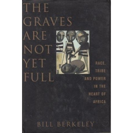 The Graves Are Not Yet Full (Signed)