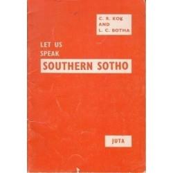 Let Us Speak Southern Sotho