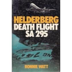 The Helderberg, Death Flight SA 295